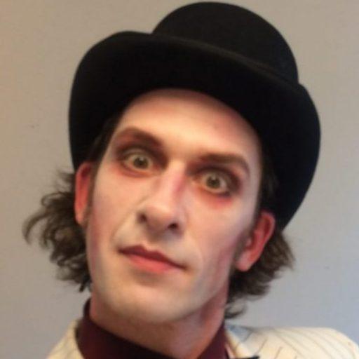 Der Stummschwätzer - Pantomime aus Berlin